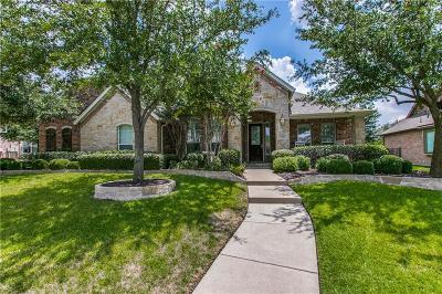 Flower Mound Single Family Home For Sale: 3004 Southmoor Trail