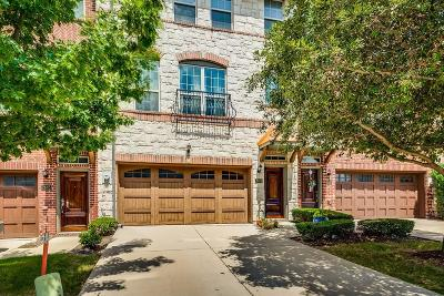 Irving Townhouse Active Option Contract: 7849 Fox Horn Drive
