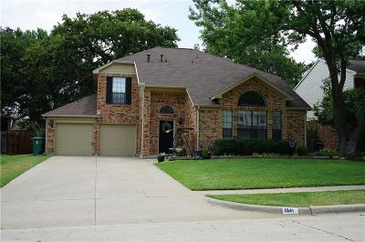 Flower Mound Single Family Home For Sale: 1541 Yaggi Drive