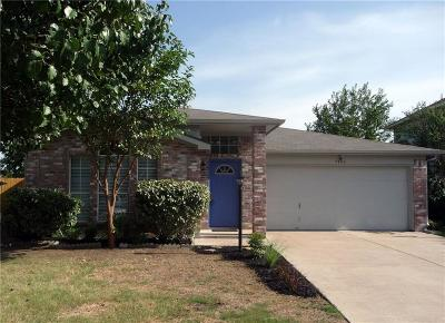 Fort Worth Single Family Home For Sale: 7900 Flowertree Court