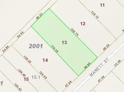 Dallas Single Family Home For Sale: 4715 Manett Street