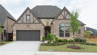 Prosper Single Family Home For Sale: 750 Dover Drive