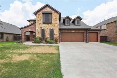 Burleson Single Family Home For Sale: 1021 Tara Drive