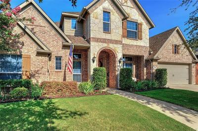 McKinney Single Family Home For Sale: 805 Sutherland Drive