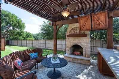 McKinney Single Family Home For Sale: 1213 Saddlebrook Drive