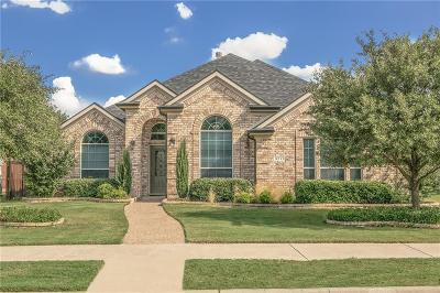 Frisco Single Family Home Active Option Contract: 12721 Swan Lake Drive