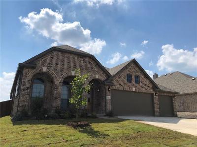Van Alstyne Single Family Home For Sale: 509 Thompson Drive