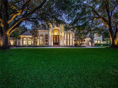 Tarrant County Single Family Home For Sale: 4401 Meandering Way