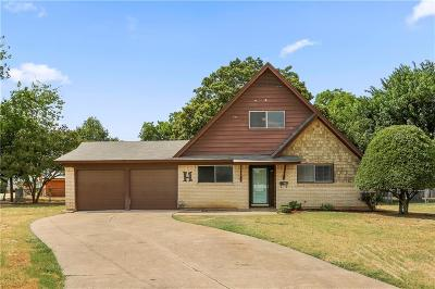 Burleson Single Family Home For Sale: 309 Jasmine Court