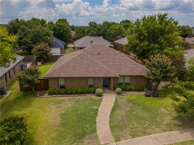 Wylie Single Family Home For Sale: 511 Rustic Circle
