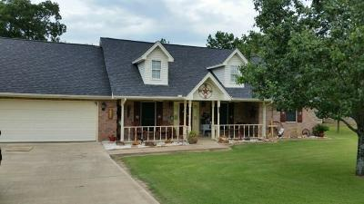 Canton TX Single Family Home For Sale: $215,000
