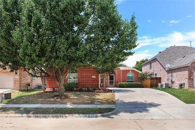 McKinney Single Family Home For Sale: 6412 Brand Drive