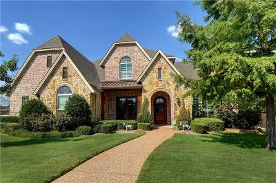 Keller Single Family Home For Sale: 1517 Cherry Bark Drive