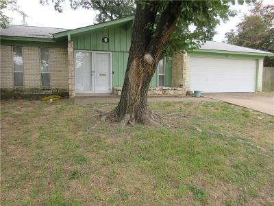 Irving Single Family Home For Sale: 602 Pin Oak Drive