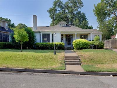Fort Worth Single Family Home For Sale: 5709 El Campo Avenue
