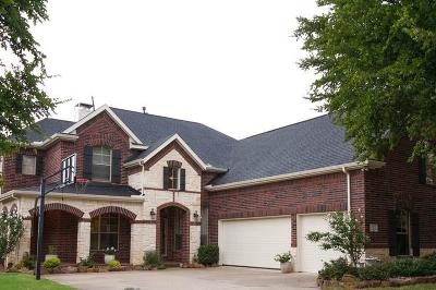 Highland Village Single Family Home Active Option Contract: 502 Sage Court