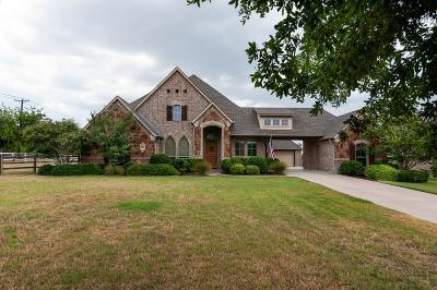 Haslet Single Family Home Active Option Contract: 12048 Gainesway Court