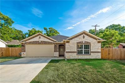 Dallas Single Family Home For Sale: 1317 Nolte Drive