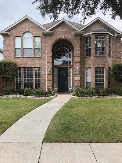 Plano Single Family Home For Sale: 6208 W Trace Drive
