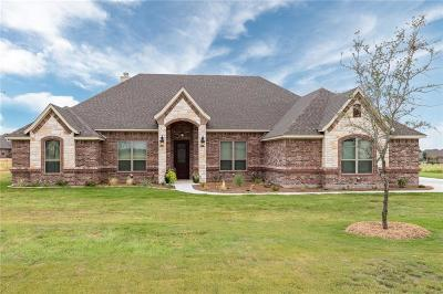 Weatherford Single Family Home For Sale: 416 Spring Valley Road