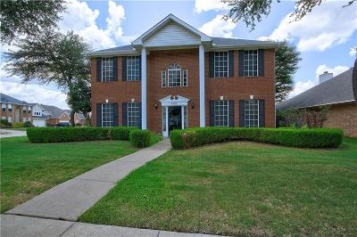 Plano Single Family Home For Sale: 4708 Portrait Lane