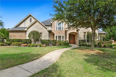 Flower Mound Single Family Home For Sale: 3004 High Road