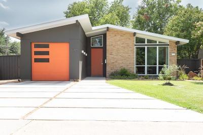 Single Family Home For Sale: 5403 Bradford Drive
