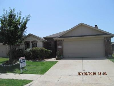 Fate Single Family Home For Sale: 805 Waller Drive