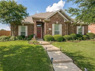 Rockwall Single Family Home For Sale: 3806 Laurel Crossing Drive