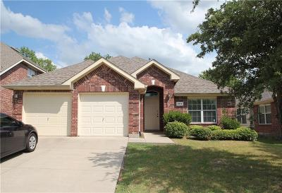 Rowlett Single Family Home For Sale: 9614 Glenshee Drive