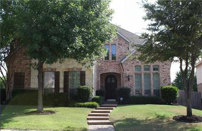 Mansfield Single Family Home For Sale: 1313 Grayhawk Drive