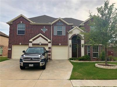 Garland Single Family Home For Sale: 4433 Sea Sparrow Lane