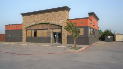 Little Elm Commercial For Sale: 498 W Eldorado Parkway