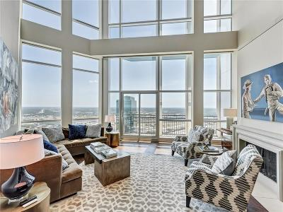 Fort Worth Condo For Sale: 500 Throckmorton Street #3601