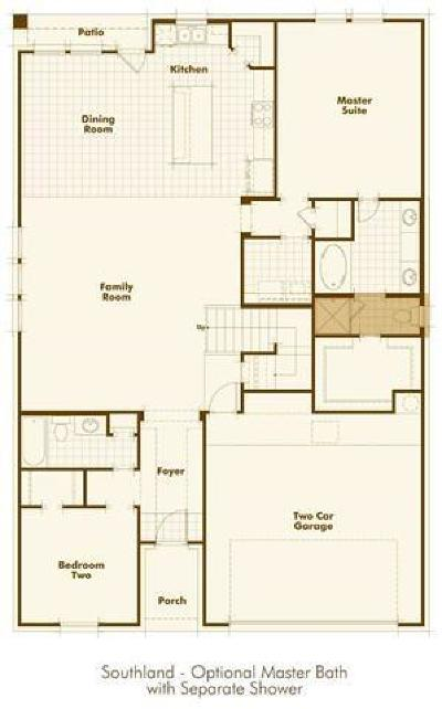 Single Family Home For Sale: 1325 Chickadee