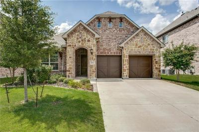 Plano TX Single Family Home Active Option Contract: $359,000