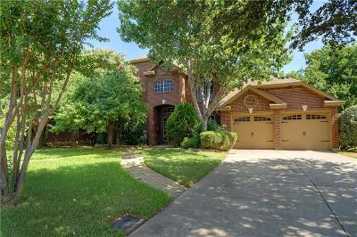 Euless Single Family Home Active Option Contract: 104 Hollywood Boulevard