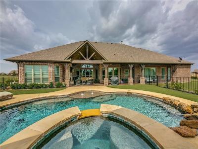 Rockwall Single Family Home For Sale: 304 Chisholm Ridge Drive