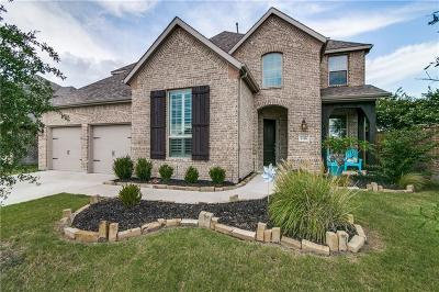 Forney Single Family Home For Sale: 1100 Wedgewood Drive