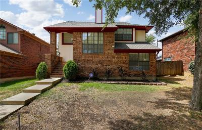 Carrollton Single Family Home For Sale: 1110 Alameda Drive
