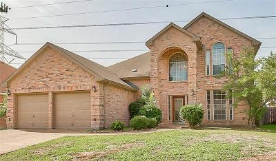 Grand Prairie Single Family Home For Sale: 121 Hanover Street