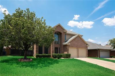 Grapevine Single Family Home For Sale: 4324 Country Lane