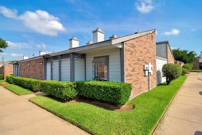 Hurst Condo Active Option Contract: 624 Bellaire Drive #B