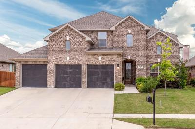 Fort Worth Single Family Home Active Option Contract: 15001 Seventeen Lakes Boulevard