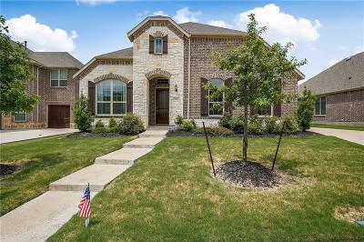 Allen Single Family Home Active Option Contract: 952 Holt Lane