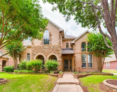 Keller Single Family Home For Sale: 1802 Windsong Circle