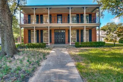 Highland Park Residential Lease For Lease: 4501 Fairfax Avenue