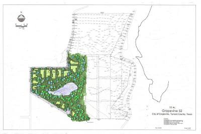 Grapevine Residential Lots & Land For Sale: 3500 Foxfire Lane