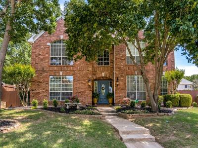 Southlake, Westlake, Trophy Club Single Family Home For Sale: 1711 Water Lily Drive