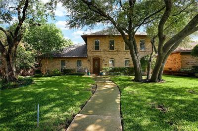 Dallas Single Family Home For Sale: 8631 Richardson Branch Trail